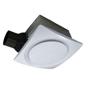 Ventilateur de salle de bain Aero Pure, 90 PCM, blanc