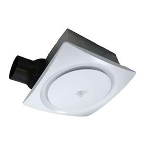 Aero Pure Adjustable-Speed DC Motor Bathroom Fan