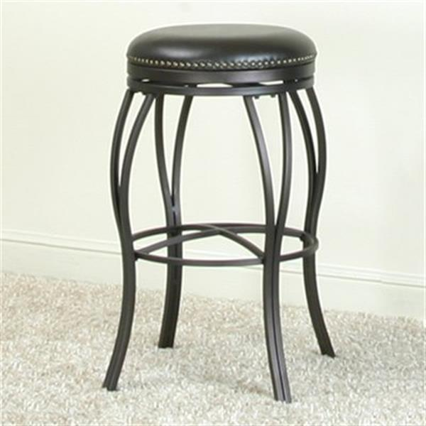 Sunset Trading Victoria 30-in Backless Swivel Bar Stool