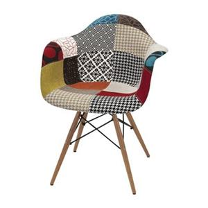 IMAX Worldwide Nadine Retro Accent Chair
