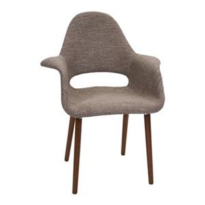 IMAX Worldwide Bowden Retro Accent Chair