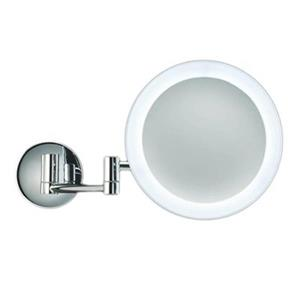 WS Bath Collections Hard-Wired LED Magnifying Mirror 5x
