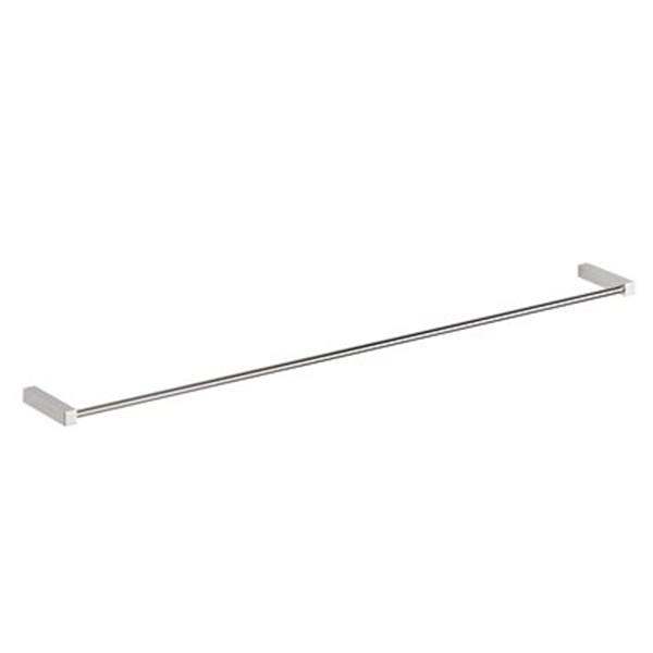 WS Bath Collections Iceberg 24.20-in White Towel Bar