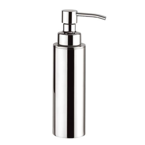 WS Bath Collections Iceberg 6.50-in Chrome Soap Dispenser