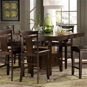 Homelegance 2524-36 Broome Counter Height Table,2524-36