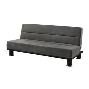 Homelegance Callie 30.5-in x 70.5 Grey Elegant Lounger
