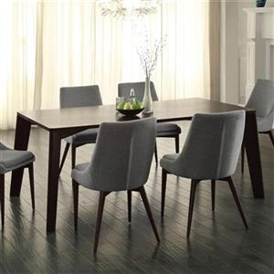 Homelegance Fillmore 75.5-in x 43-5-in x 29-5-in  Espresso Dining Table