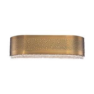 Eurofase Cara Gold 4-Light Bathroom Vanity Light