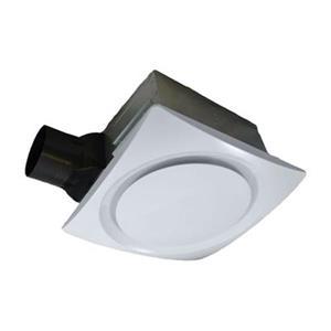 Aero Pure SlimFit White Bathroom Ventilation Fan