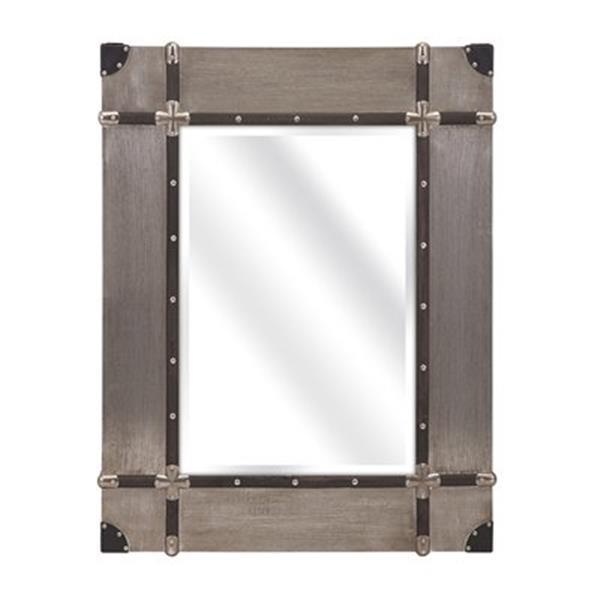 IMAX Worldwide Baker Aluminum Clad Mirror