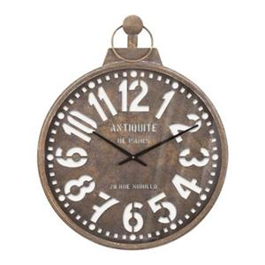 IMAX Worldwide Uptown 32.5-in Oversized Wall Clock