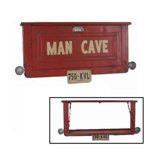 RAM Game Room Products 15-in x 35-in Metal Man Cave Shelf