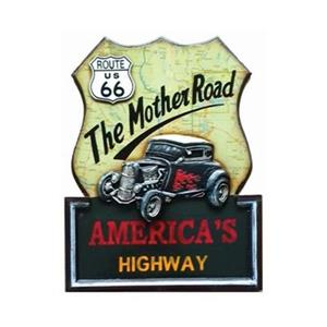 RAM Game Room Products The Mother Road Sign