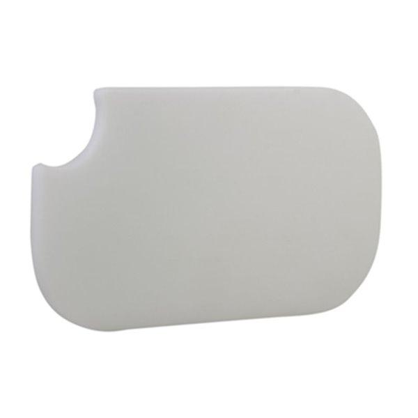 ALFI Brand 18.50-in x 17.50-in Rectangular Wood Cutting Board with Hole