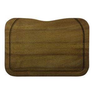 ALFI Brand 17.5-in x 12.25-in Rectangular Wood Cutting Board