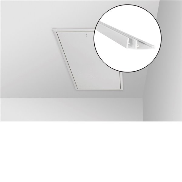 Fakro Attic Ladder (PVC Trim) LXL-PVC