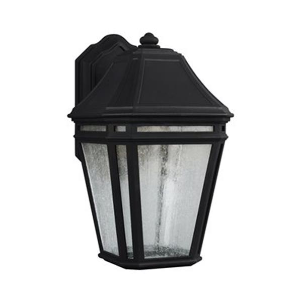Feiss Londontowne 13.75 Black LED Outdoor Sconce