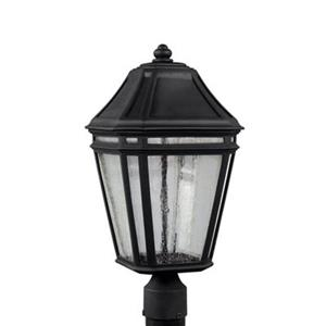 Feiss Londontowne LED Black Post Light
