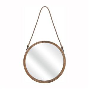 IMAX Worldwide Senga Wood Mirror