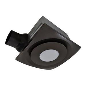 Aero Pure SlimFit 13 Watt LED Oil Rubbed Bronze Bathroom Fan