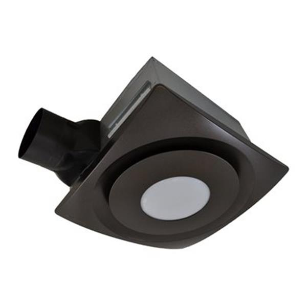 Aero Pure SlimFit Bathroom Fan with 13 Watt LED