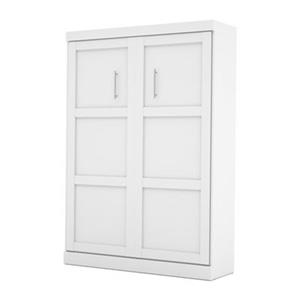 Bestar Pur Murphy Bed - Full - White