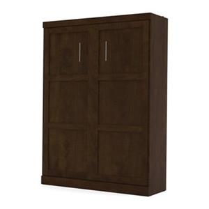 Pur Bestar Murphy Bed - Queen - Chocolate