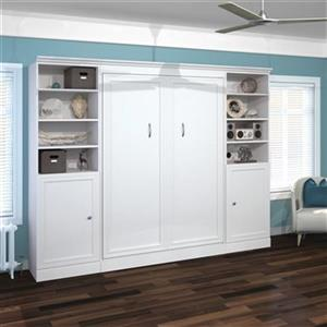 Bestar Versatile Collection Double Side 25-in 1 Door/Open Sto