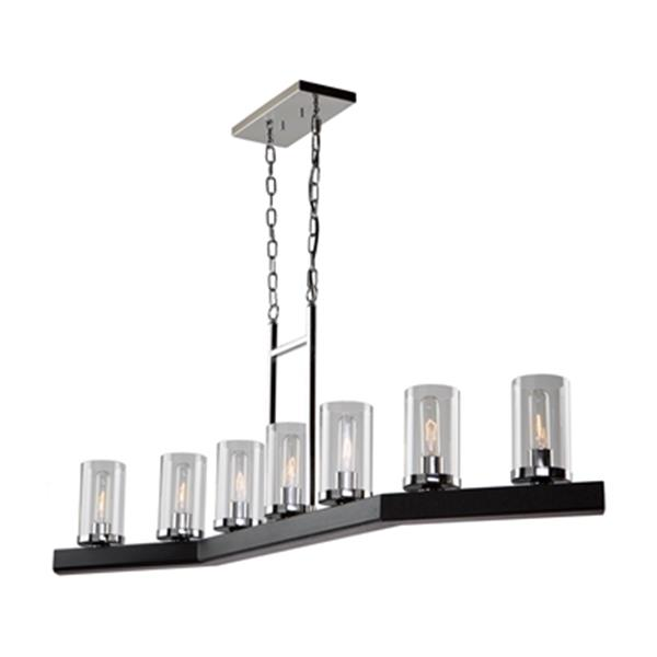 Artcraft Lighting Collingwood 7-Light Kitchen Island Light