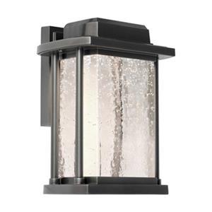Artcraft Lighting Addison Small Gray LED Outdoor Wall Light