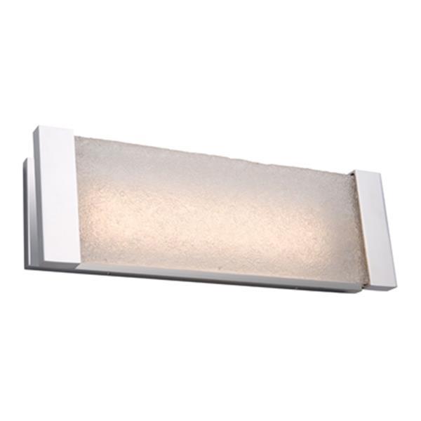 Artcraft Lighting Barrett 18-in Brushed Nickel LED Wall Light