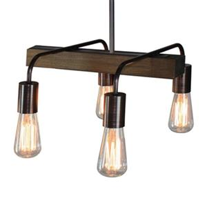 Artcraft Lighting Lynwood 4-Light Kitchen Island Light