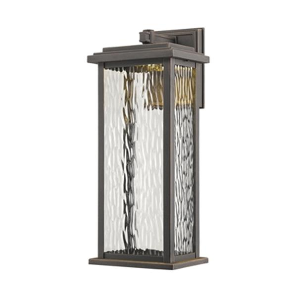 Artcraft Lighting Sussex Medium Oil Rubbed Bronze Outdoor LED Wall Sconce
