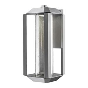 Artcraft Lighting Wexford Large Gray LED Outdoor Wall Light