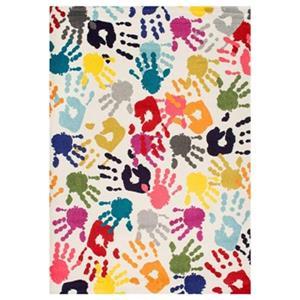 nuLOOM Danielle 5-ft x 8-ft Multicolour Kids Area Rug