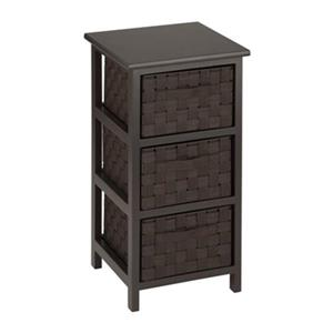 Honey Can Do OFC-0371 3-Drawer Storage Chest,OFC-03716