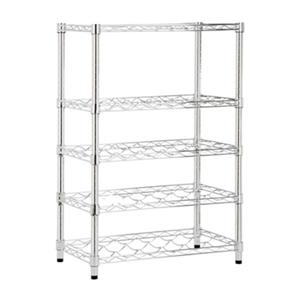 Honey Can Do SHF-03617 4-Tier Wine Rack,SHF-03617