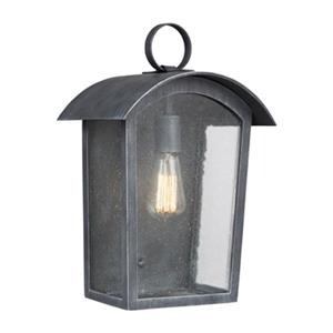 Feiss Hodges 1-Light 16-in x 10-in Outdoor Wall Lantern.