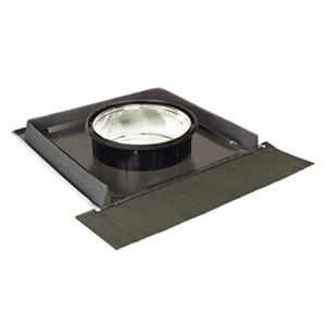 Fakro 22-in SLZ High Profile Flashing For SLT Flexible And SRT Rigid Light Tunnels