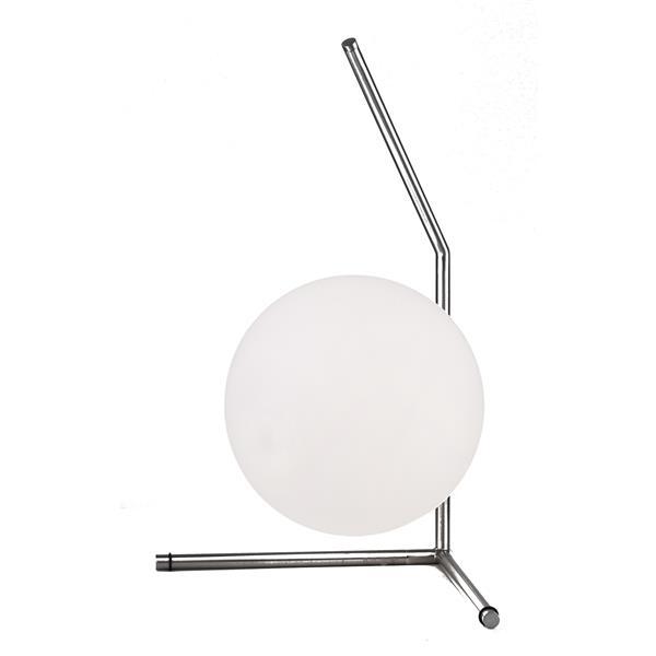 Design Living Glass Ball Table Lamp