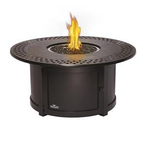 Kensington Propane/Natural Gas Patioflame(R) Table - Bronze