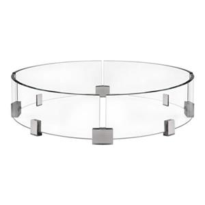 Napoleon Patioflame 23-in Round Clear Windscreen For Patioflame Table