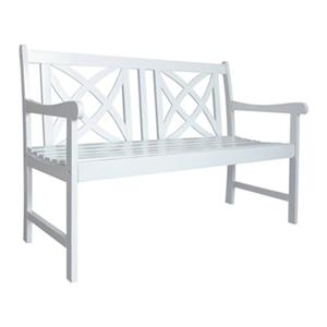 Vifah Bradley 4-ft Outdoor Garden Bench