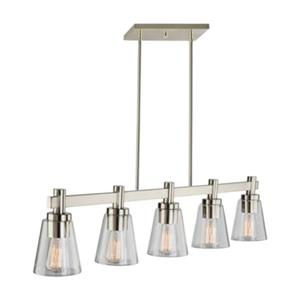 Artcraft Lighting larence 5-Light Kitchen Island Light