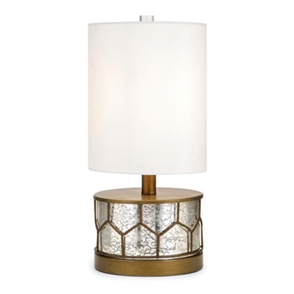 IMAX Worldwide Trisha Yearwood Azure Marble Lamp