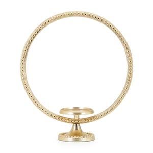IMAX Worldwide Trisha Yearwood Luxe Ring Candleholder