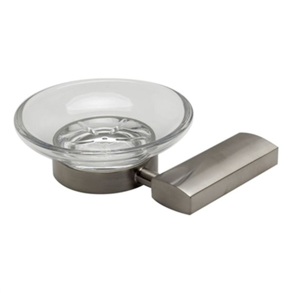 ALFI Brand 6-Piece Nickel Bathroom Accessory Set