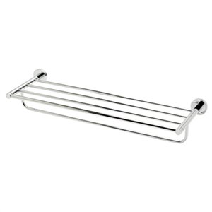ALFI Brand 26-in Polished Chrome Towel Bar and Shelf