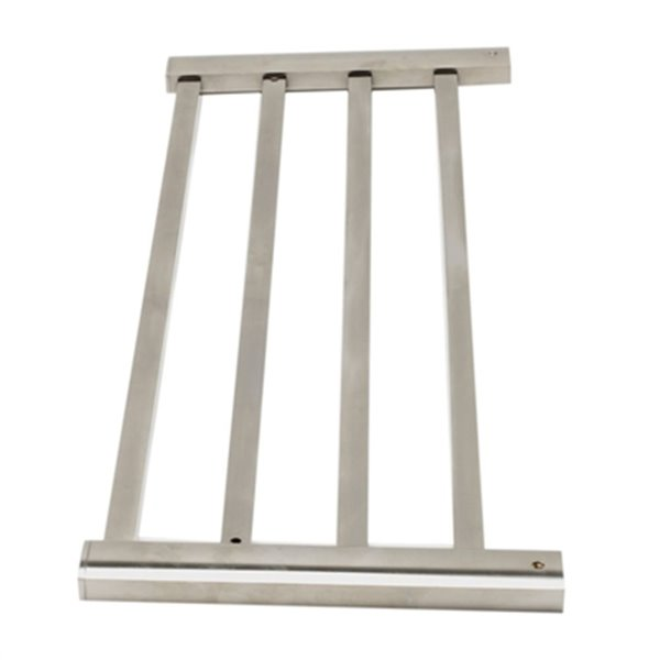 ALFI Brand 24-in Brushed Nickel Towel Bar and Shelf