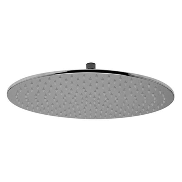 ALFI Brand 15.75-in Polished Chrome Round Multicolor LED Rain Shower Head
